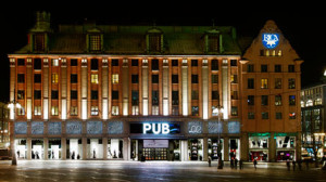 hotell på Kungsgatan i Stockholm